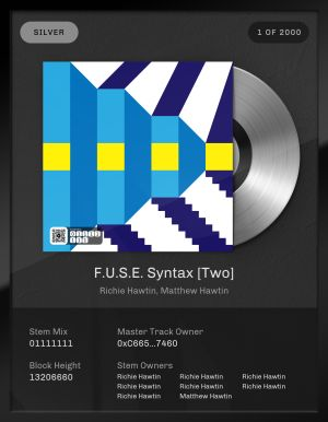 F.U.S.E. Syntax [Two]