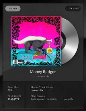 Money ₿adger